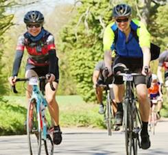 Hertfordshire 100 Sportive Phil Liggett