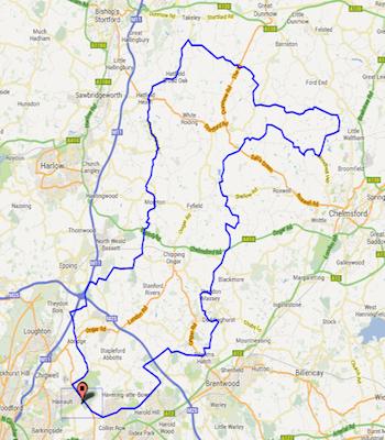 Essex Season Ender Long Route Small