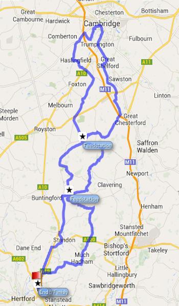 Ware's Cambridge Long