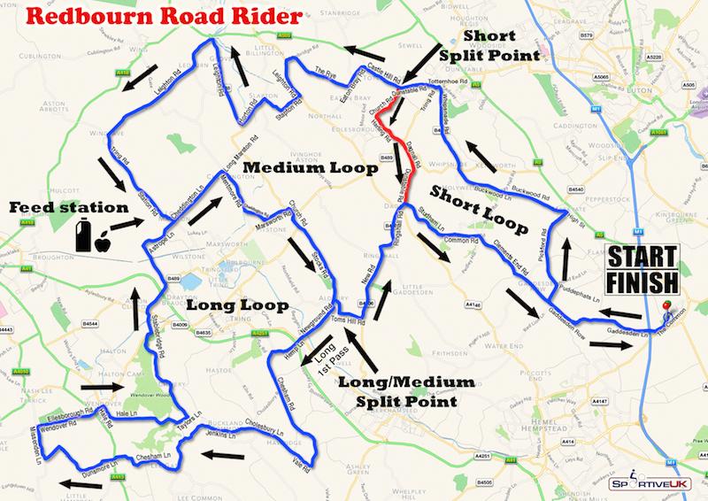 Fete Redbourn Road Rider